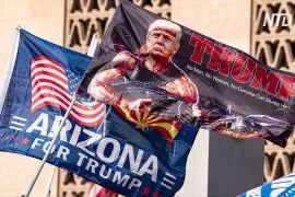 Розрив між Байденом і Трампом в Аризоні скорочується