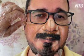 Не відрізнити: бразильський художник створює реалістичні маски