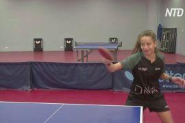 12-річна зірка настільного тенісу: Хана Года — гордість Єгипту
