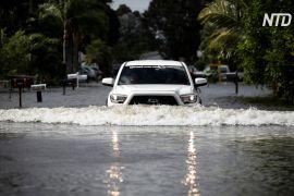 Наслідки «Ети»: вулиці міст Мексики перетворилися на річки