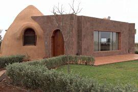 Будинки із соломи та глини — новий тренд у Марокко