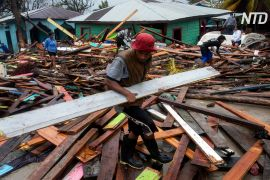 Кількість загиблих від урагану «Йота» в Центральній Америці зростає