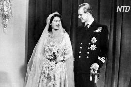 Єлизавета II й принц Філіп святкують 73-ту річницю шлюбу