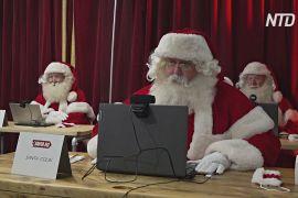 Санта-Клаус переходить на онлайн-режим
