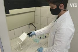 У Бразилії створили спрей, що вбиває коронавірус