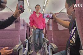 Тайванська компанія створила захисний одяг від коронавірусу для авіаперельотів