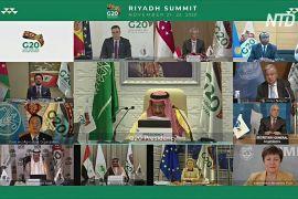 Вакцини, клімат та економічне відновлення: саміт «Великої двадцятки» пройшов онлайн