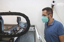 У Кенії використовують 3D-друк і собак у протистоянні COVID-19