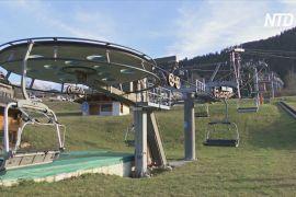 Гірськолижні курорти Франції чекають провальної зими