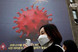У Південній Кореї два дні поспіль реєструють понад 500 нових випадків COVID-19