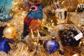 Золото, попкорн і кольоровий сніг: як пропонують прикрашати новорічні ялинки