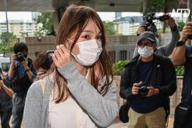 У Гонконзі ув'язнили продемократичну активістку, яку прозвали справжньою Мулан