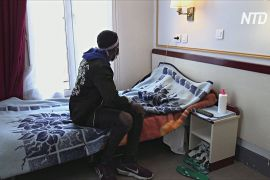 Промінь надії під час пандемії: порожні паризькі готелі стали притулками для бездомних