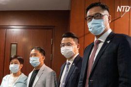 Ще 14 чиновників КНР підпадуть під санкції США через переслідування гонконзьких законодавців
