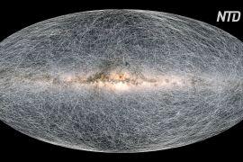 Найдетальнішу мапу зірок нашої галактики зіставили європейські астрономи