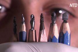 Фараон на кінчику олівця: скульптор із Єгипту завойовує популярність у соціальних мережах