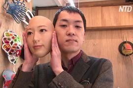«Надіти» чуже обличчя пропонує японський майстер зі створення масок