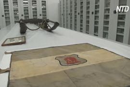 Прапор і нарти з експедиції Шеклтона передали двом британським музеям