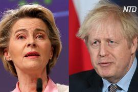 Велика Британія і ЄС затвердили торгову угоду за 7 днів до дедлайну