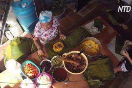 Венесуельці зустріли Різдво без традиційної святкової страви альяки