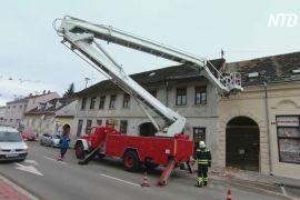 У Хорватії стався землетрус силою 5,2 бала