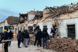 У Хорватії п'ять землетрусів за три дні, є загиблі