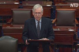 Сенат США не ухвалив підвищення виплат постраждалим від пандемії американцям