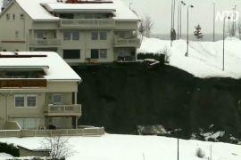 У Норвегії зійшов великий зсув, є зниклі безвісти
