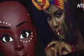 Дітям Кот-д'Івуару Санта дарує темношкірих ляльок