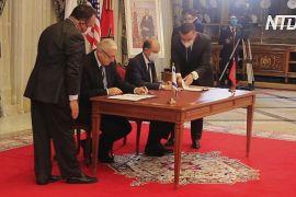 Марокко та Ізраїль підписали меморандуми про взаєморозуміння