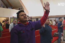 Після великого спалаху COVID-19 в американському містечку почалося духовне відродження