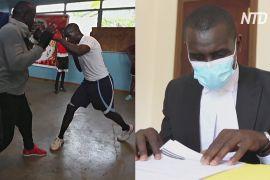 Юрист і боксер в одній особі допомагає жителям кенійських нетрів