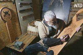 Боснієць так полюбив скандинавські саги, що перевтілився у вікінга