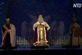 У Мадриді урочисто, але майже без глядачів, зустріли трьох королів