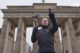 Житель Берліна проводить онлайн-екскурсії