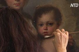 Римський музей скористався карантином і реставрує картини