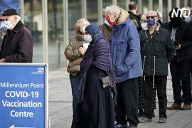 Пандемія посилюється: понад 90 мільйонів хворих і новий штам