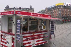 Знаменитим данським фуд-тракам із хот-догами виповнилося 100 років