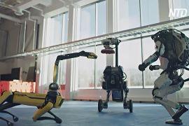 Як інженери Boston Dynamics «навчили» роботів красиво танцювати