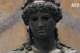 Скарби Помпеїв виставили в музеї «Антикваріум»