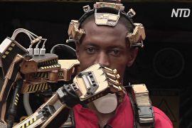 Кенійці створили протез, який працює від сигналів мозку