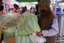 Попри карантинні обмеження, церква в Болівії допомагає бездомним на Різдво