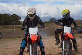 Мотокрос допомагає австралійським підліткам не збитися з життєвого шляху
