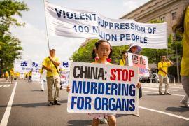 Свідок розповів про насильницьке видаляння органів у Китаї