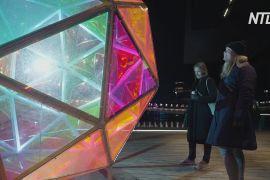 У Копенгагені в умовах карантинних заходів проходить фестиваль світла