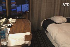 Гості Олімпіади в Токіо проведуть карантин у крихітних номерах готелю