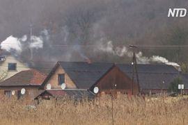 Угорці спалюють сміття, щоб опалювати будинки