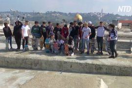 Єрусалимські підлітки перетворили на скейт-парк дахи Старого міста