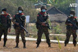 Військовики М'янми стверджують, що перевороту не було