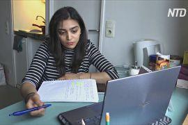У Франції студенти скаржаться на ізоляцію і брак роботи
